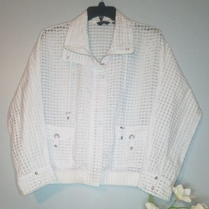 Toni Morgan White Jacket